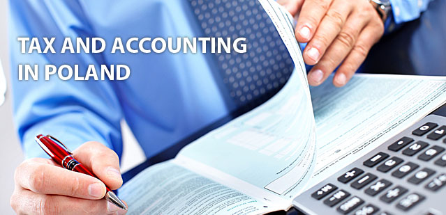 Tax and accounting services in Poland. VAT representation. VAT Refund.