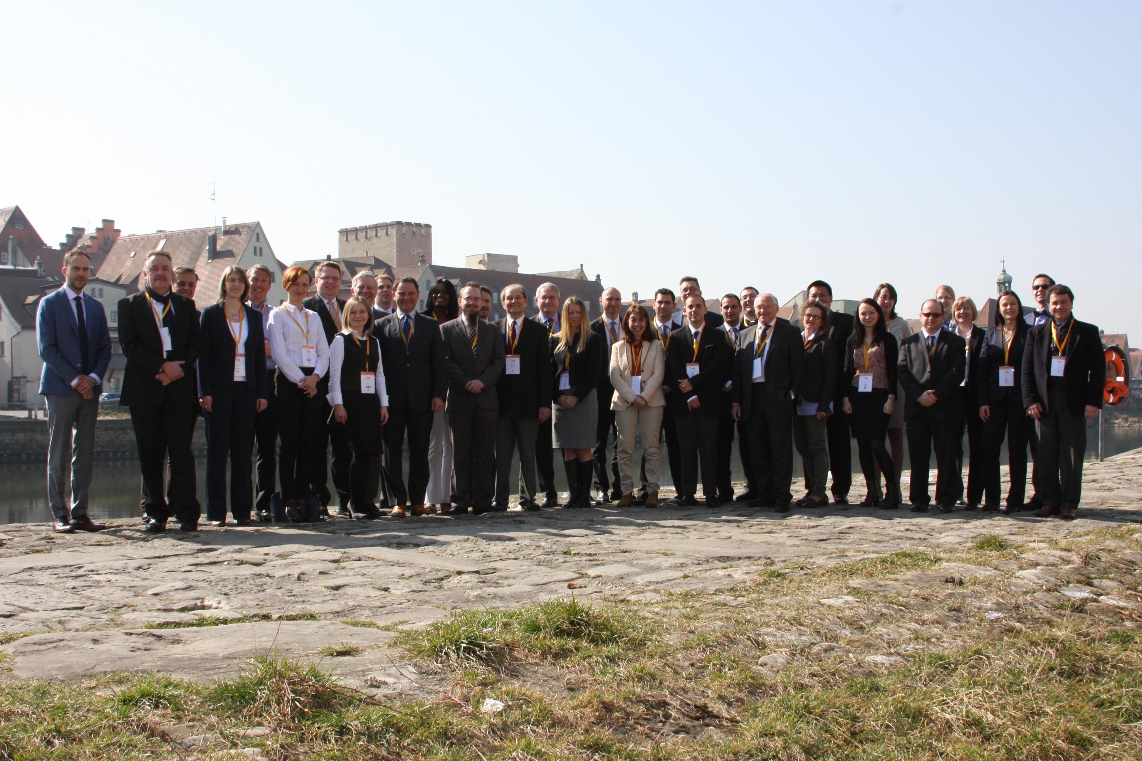 TRA meeting 2014 Regensburg, Germany